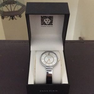 Anne Klein Watch. Never worn, New with tags